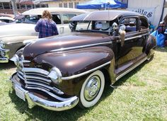 All sizes | 1948 Plymouth sedan | Flickr - Photo Sharing!