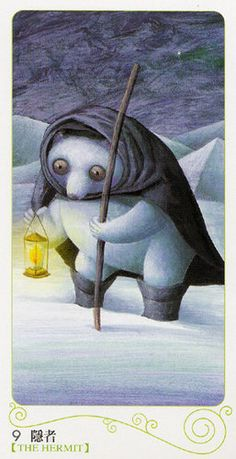 Free Daily Tarotscope -- Jan 8, 2014 - Ask the Astrologers  Today you may feel like removing yourself from the hustle and bustle of the outside world and retreating into a place of quiet and solitude.  The hermit card