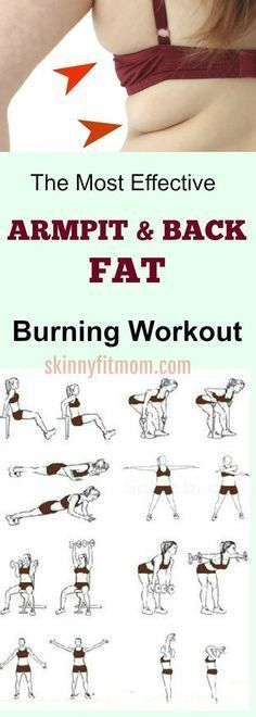 Best exercises for Back fat rolls and underarm fat at Home for Women : This is how you can get rid of back fat and armpit fat fast 1 week this summer . by shmessa