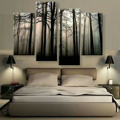Do you want this Beautiful 4 Pcs Dark Valley Canvas? It's on Promotion!! Limited Time Offer!! Get It Now Here!! ==>> http://bit.ly/2bVCrnJ