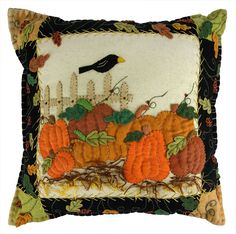 Halloween Pillows - Traditions