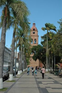 Santa Cruz, Bolivia. @Mallory Kaye Remember this?! :)