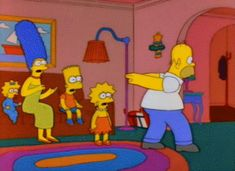 Homer Does Sperm | The Simpsons [click for motion]
