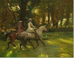 The Morning Ride by Sir Alfred Munnings Fine Art Prints, Equestrian Art, Fine Art, Animal Art, Art, Artwork, Horse Painting, Art Prints, Painting