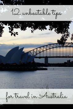 12 Unbeatable Tips for Cheap Travel in Australia