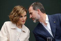 Reyes Felipe y Letizia se despiden de México