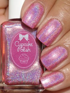 Cupcake Polish First Kiss // @kelliegonzoblog