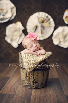 Photo by: Caralee Case Photography. Such gorgeous styling for this photo.
