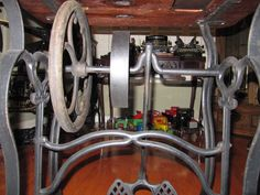Antique Florence Sewing Machine Working Patented 1846 1863   eBay