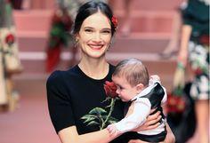 Dolce & Gabbana Fashion Show Honors Moms and Pregnant Women http://www.lifenews.com/2015/03/02/dolce-gabbana-fashion-show-honors-moms-and-pregnant-women/