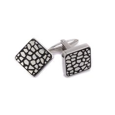 Ανδρικά μανικετόκουμπα  ατσάλι, tribal σχέδιο Cufflinks, Jewels, Accessories, Bijoux, Gemstones, Jewerly, Wedding Cufflinks, Gems, Fine Jewelry