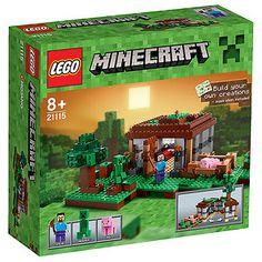 LEGO® Minecraft The First Night 21115 – Target Australia