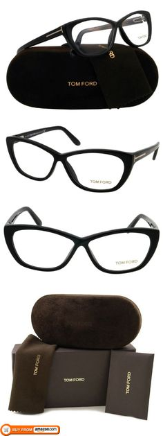 1aa1badfeefc Tom Ford Glasses 5227 001 Black 5227 Cats Eyes Sunglasses