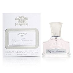 Creed Gift Acqua Fiorentina Perfume 1 oz Millesime Spray for Women. Acqua Fiorentina by Creed for Women 1.0 oz Millesime Spray: Buy Creed Perfumes - A new fragrance for women from Creed. Acqua Fiorentina is a sweet fragrance with a floral and fruity accord of Rose and Plum. Item Condition: 100% authentic, new and unused. Creed Acqua Fiorentina for Women 1.0 oz Millesime Spray.