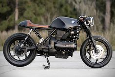 BMW K100RS Cafe Racer By Hageman Motorcycles   HiConsumption