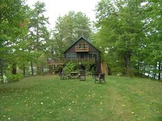 Cabin vacation rental in Ossipee Lake from VRBO.com! #vacation #rental #travel #vrbo