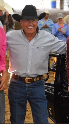 Baby George, King George, Country Music Artists, Country Singers, Beautiful People Photography, George Strait Family, Joyce Taylor, Easton Corbin, Jake Owen