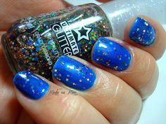 Brilhe no Natal - Ultimate Glitter - Top Beauty