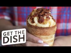 How To Make You Own Version Of Disney's Magical Mac And Cheese Cone – Enjoy Easy Meals