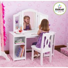 kid kraft vanity ...so cute @Wayfair.com.com.com