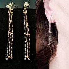 Bijuterii argint lucrate manual in Israel- Regal Gold Israel, Manual, Opal, Drop Earrings, Hair Styles, Beauty, Vintage, Jewelry, Fashion