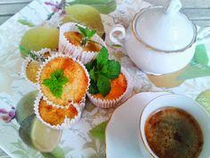 fitness desserts: Citrónové muffinky - nadýchané, chutné, jednoduché a hlavne fit! Veď ochutnajte :-)