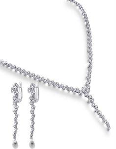 Designer diamond necklaceset http://diamonds4you.com/item/213041924199.aspx