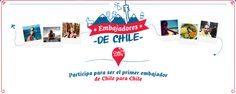 Concurso!Te gustaría ser Embajador de Aysén @chileestuyo Gana espectaculares premios  Aquí http://www.embajadoresdechile.cl