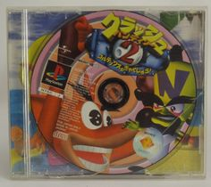 PS1 Japanese : Crash Bandicoot 2: Warped SCPS 10047 http://www.japanstuff.biz/ CLICK THE FOLLOWING LINK TO BUY IT ( IF STILL AVAILABLE ) http://www.delcampe.net/page/item/id,0359382826,language,E.html