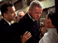 The Green Mile-one of my favorite movies..great cast..amazing movie