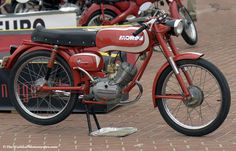 Street Motorbike - Moto Morini