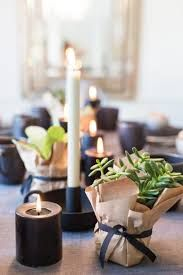 Image result for masculine table centerpieces