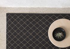 Twine Weave - Charcoal & Limestone | Armadillo&Co