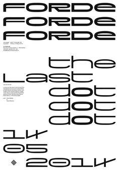 ECAL - FORMATIONS - BACHELOR - DESIGN GRAPHIQUE - Projets & workshops - Exposition