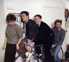 New Order 1985 by Neil Vance, via Flickr