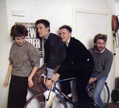 New Order 1985 by Neil Vance, via Flickr