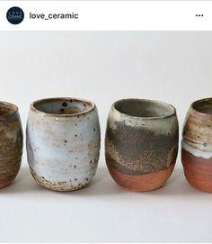 Good Photographs ceramic pottery mugs Thoughts Töpferei 109 Pottery Mugs, Ceramic Pottery, Pottery Art, Thrown Pottery, Ceramic Cups, Ceramic Art, Earthenware, Stoneware, Smudge Sticks