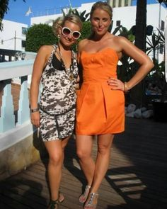Seeing my girl Kim at the weekend plus making plans last night to go to Ibiza to celebrate my 20th season made this an appropriate #tbt Everyone always knew I would never have been able to stay away  #esvive #ibiza #ibiza2016 #girls #friends #besties #friendsforever #20seasons #whiteisland #mariannemilibz by mariannes.world