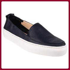 The Flexx Damen Sneak Easy Grano Slipper (38 EU) (Marineblau) - Slipper und mokassins für frauen (*Partner-Link)