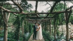 This Wedding at Fox Hollow is Full of Elegant Whimsy