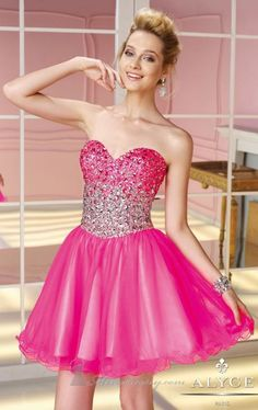 Alyce Paris 3588 by Alyce Sweet 16