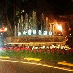 Sanremo in Imperia, Liguria