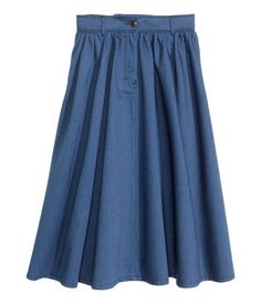 A-Line Denim Skirt | H&M CA