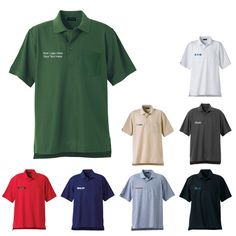 "Customized Orson Men's Short Sleeve Polo Shirts: Available Colors: Black, Dark Navy, Heather, Navy, Red, Stone, White, Woodland. Product Size: XS, S, M, L, XL, 2XL, 3XL, 4XL, 5XL. Imprint Area: Centered on Right Chest 2.50"" H x 3.00"" W. Carton Weight: 24.69 lbs. Packaging: 40. Material: Polyester, Cotton. #customorson #promotionalproduct #poloshirt"