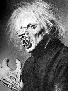 The Funhouse (1981). The book was superb, the movie left some crucial things out. But this guy....would NOT want to meet him in a dark alley.