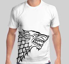 6996ee9da6 Camisa Game of Thrones Stark - Só na The Shirt Camiseteria  Camisa   GameOfThrones