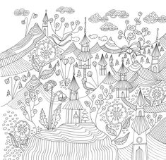 AmazonSmile: Zen Garden Adult Coloring Book (31 stress-relieving designs) (Artists' Coloring Books) (9781441320063): Peter Pauper Press: Books