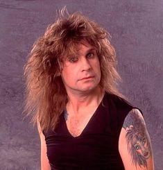 Sharon Osbourne, Ozzy Osbourne, Funny Walk, Neck Injury, World Problems, Going Gray, Black Sabbath, He Is Able, Grey Hair