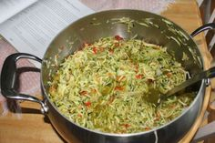 Here it is: the recipe that will save you from drowning in zucchini! Double it if you have to!