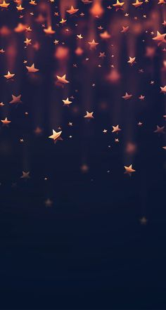 Grab this cool star wall paper!!!